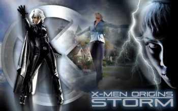 Halle Berry:storm