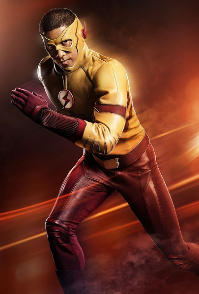 the-flash-wally-west-kid-flash-photo